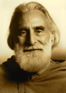 Foto van Vilayat Khan, zoon van Inayat Khan