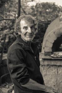 Foto Michaël bij in Memoriam