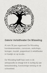 Logo De Wisseling